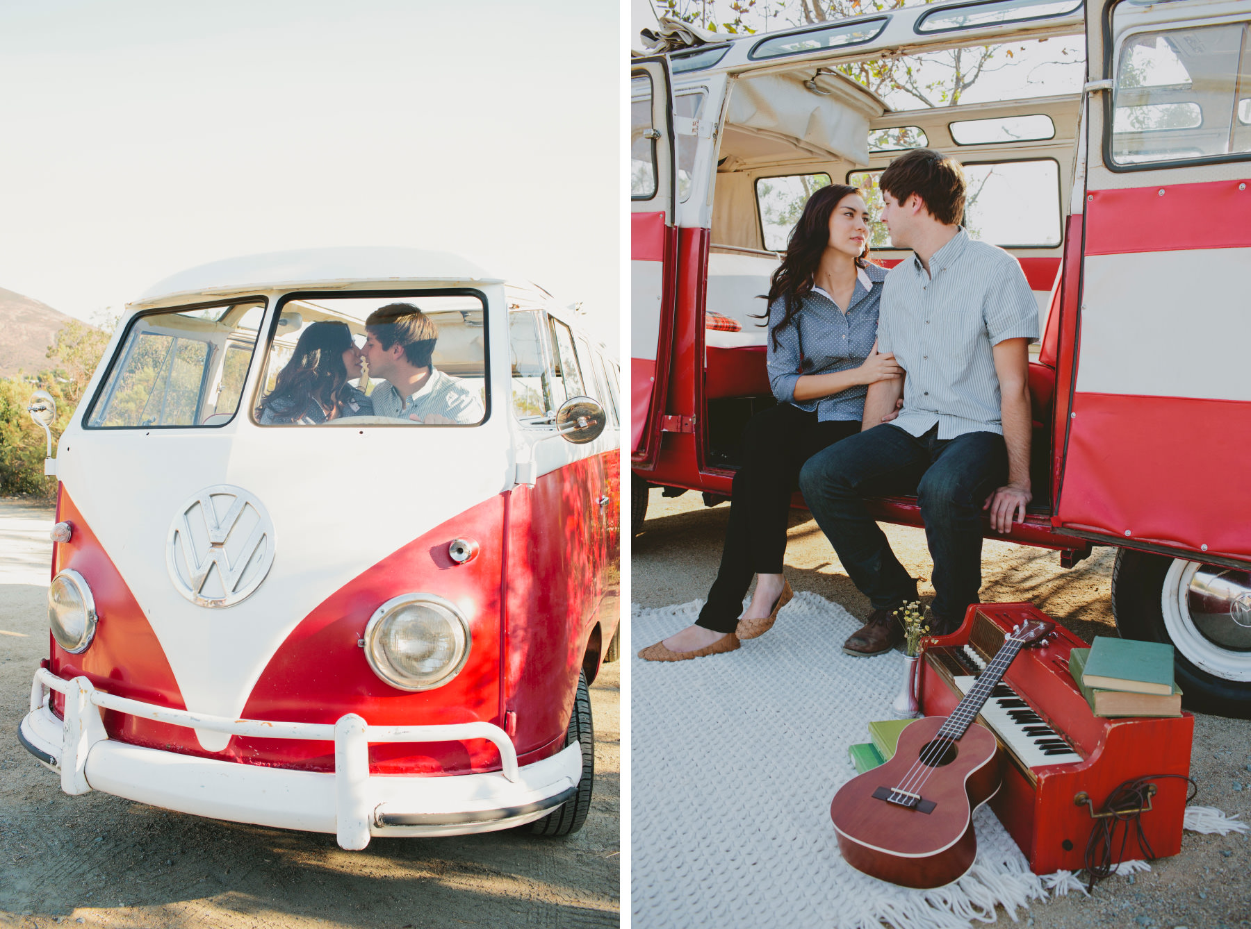 VW bus engagement