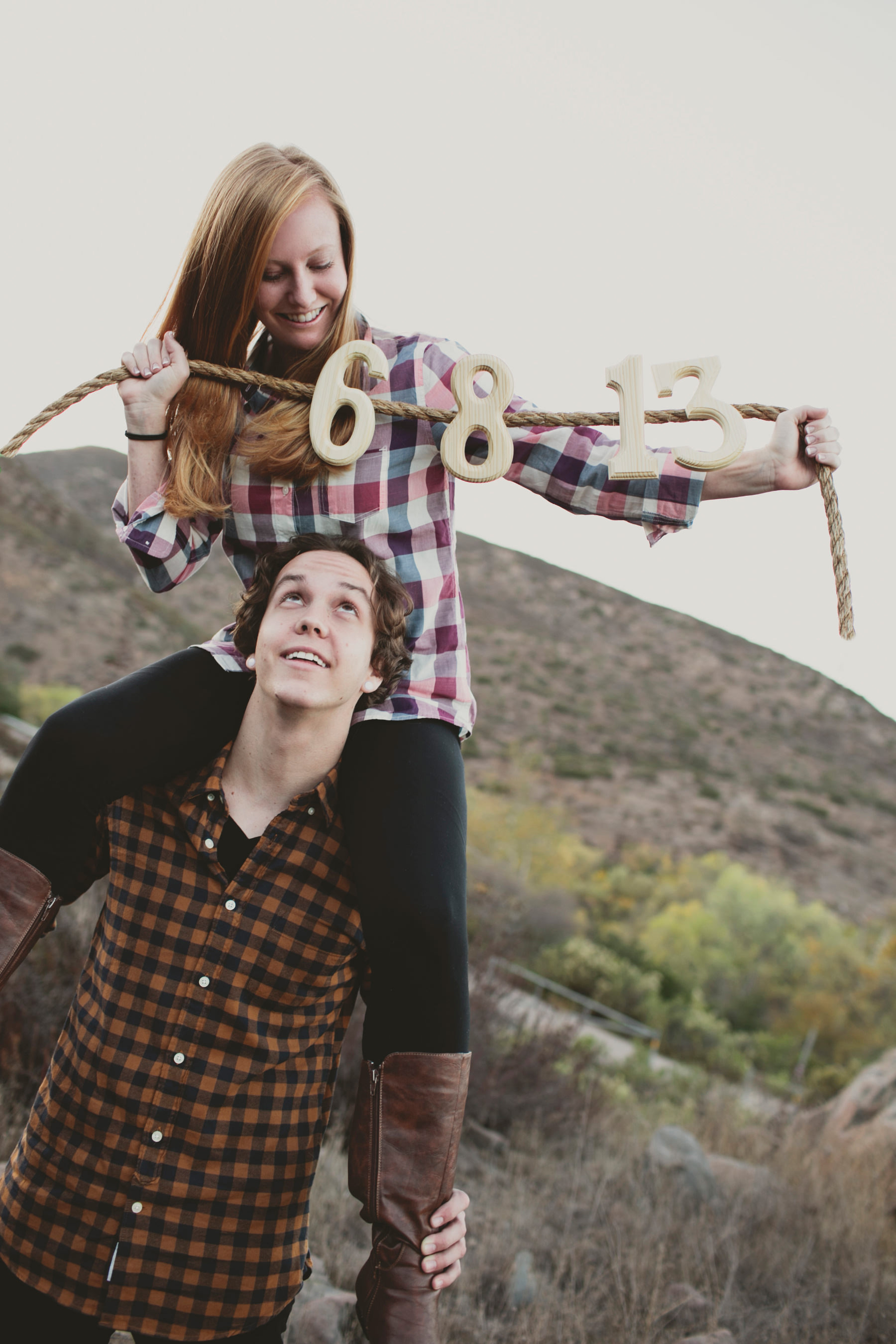 Mission Trails engagement