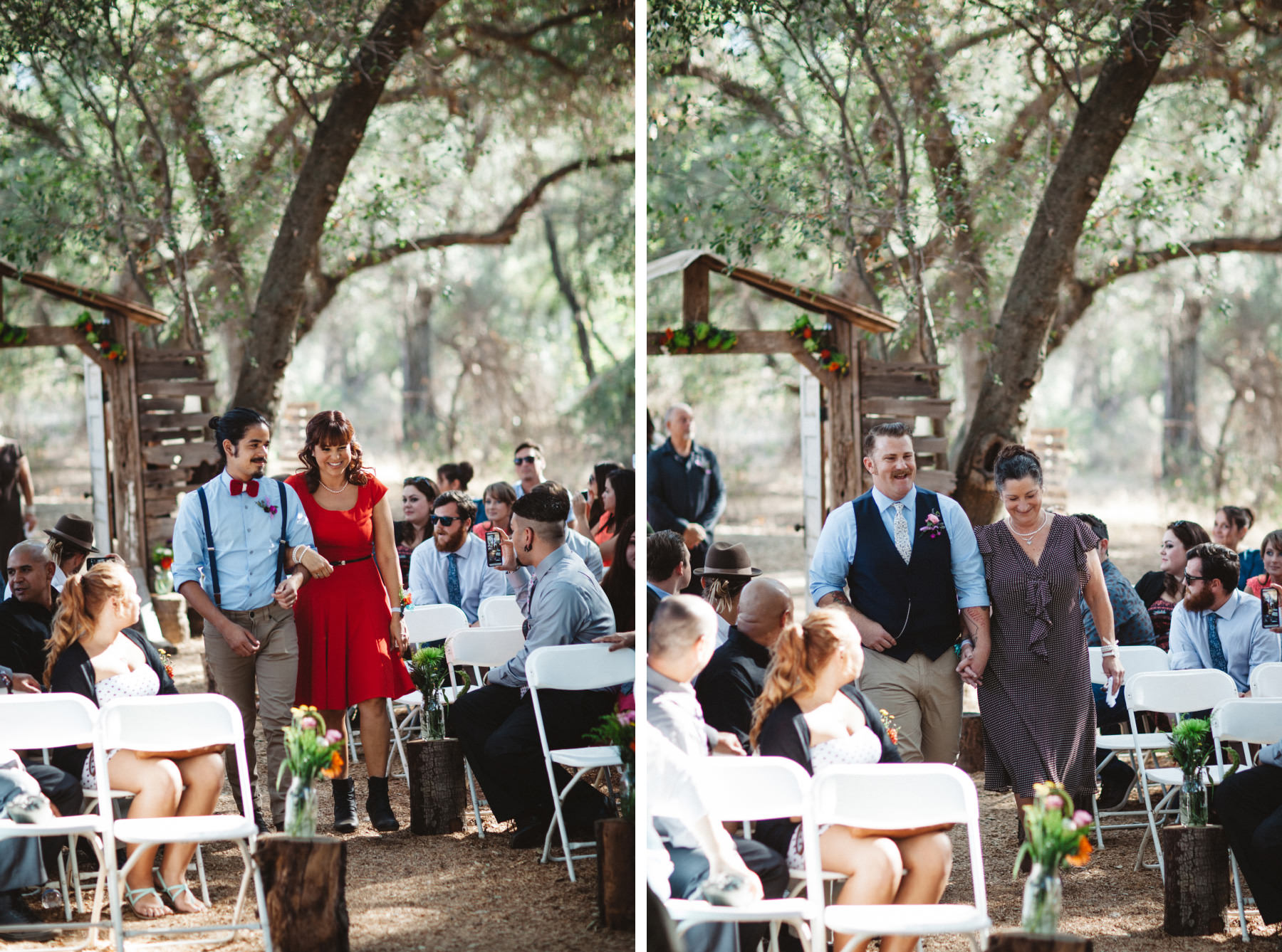 Hidden Oaks wedding