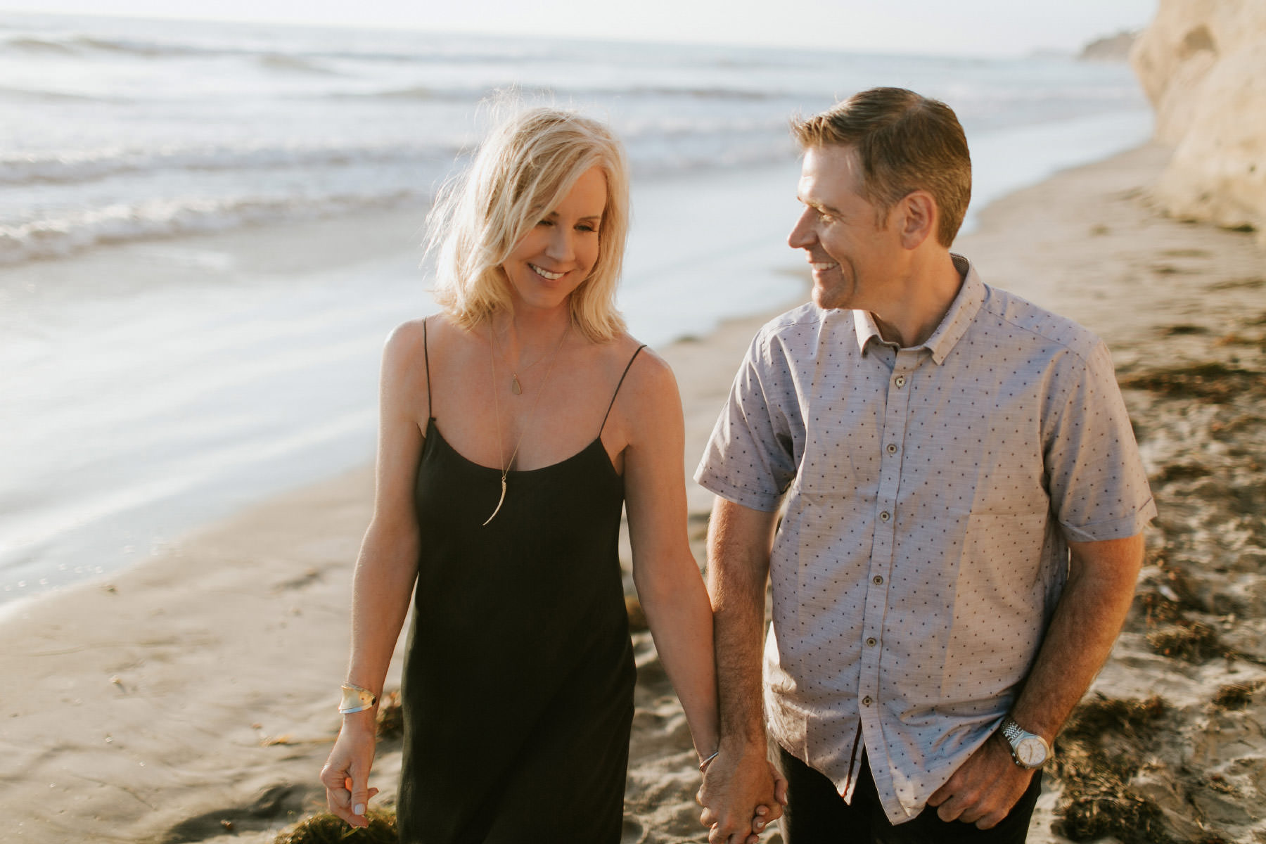 Solana Beach engagement