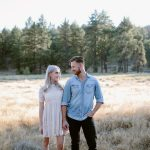 Mount Laguna Engagement : Andy & Irina
