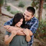 Bridle Trail Engagement : Bri & Dominick