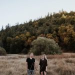 Palomar Mountain Engagement : Kelsey & David