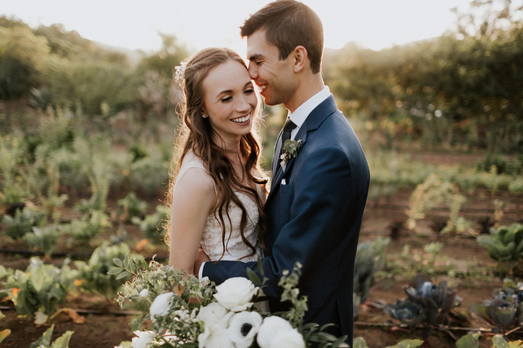 Terra Madre Gardens Wedding : Cody & Jeanne