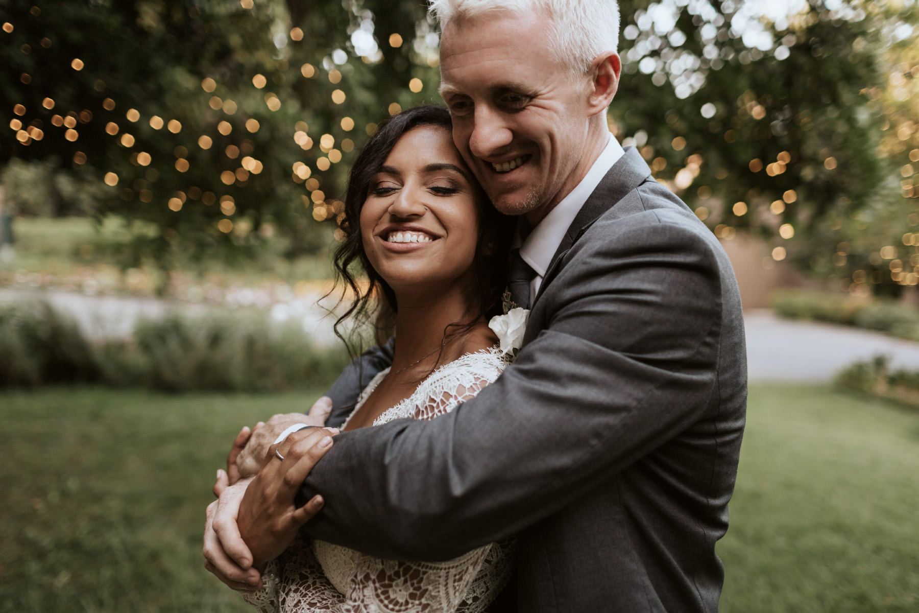Ethereal Open Air Wedding : Fatima & Justin