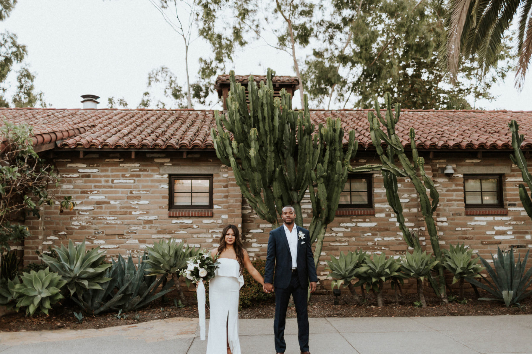 Estancia La Jolla wedding