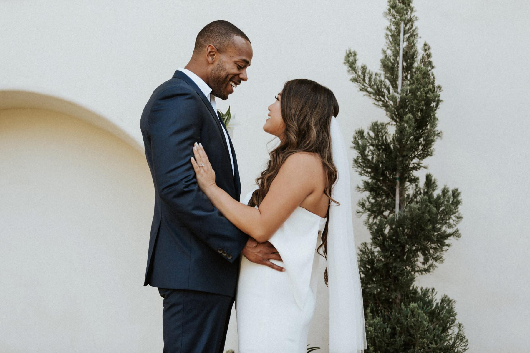 Estancia La Jolla Wedding : Audrey & Michael   Corinne Alexandra