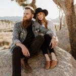 Joshua Tree Engagement : Gavin & Lynsey